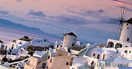 The most beautiful villages in Greece