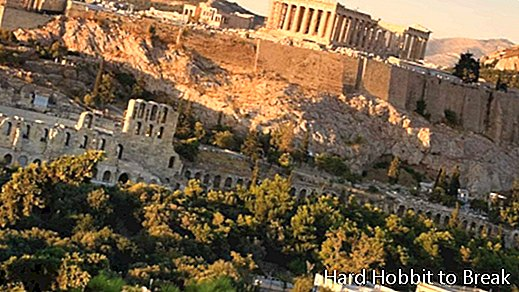 Must see views in Athens