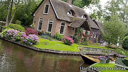 The most beautiful villages in the Netherlands