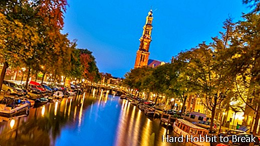 The most important cities in the Netherlands