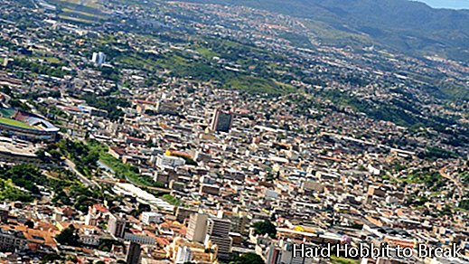 The most important cities in Honduras