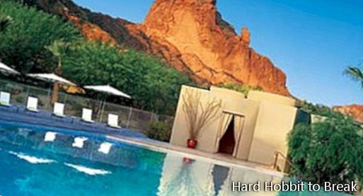 Sanctuary Camelback Mountain, een luxe spa in Arizona