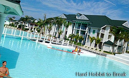 The hotels of Punta Cana