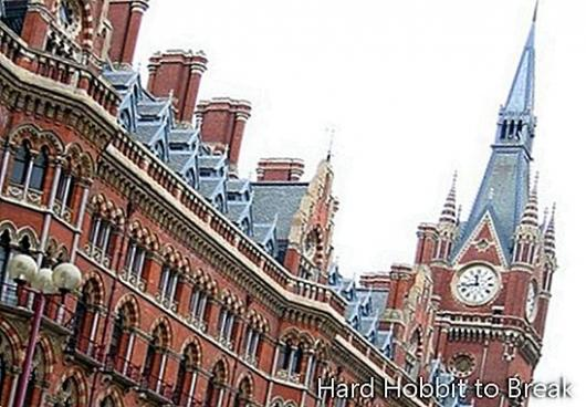 London Luxury Hotels