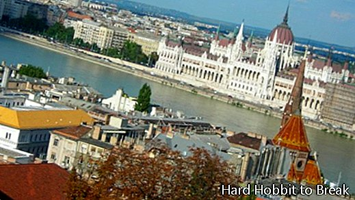 Must see views in Budapest