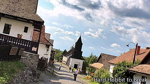 The most beautiful villages in Hungary