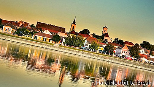 Szentendre, one of the most beautiful villages in Hungary