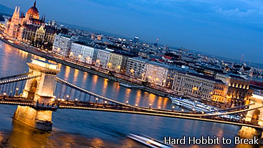 The most important cities in Hungary