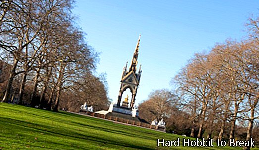 Discover the gardens of London
