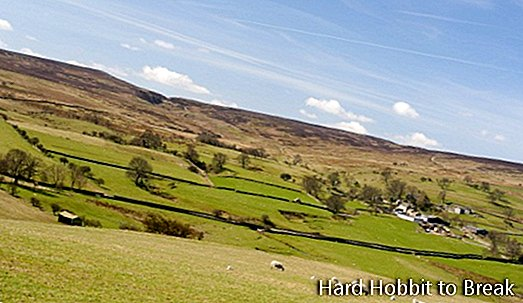 Yorkshire Dales National Park in England