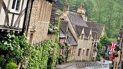 The most beautiful villages in the English countryside