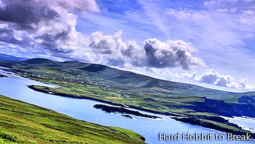 Den fascinerende Ring of Kerry i Irland