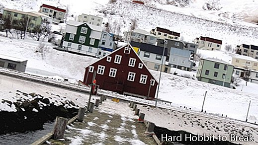 The most beautiful towns in Iceland