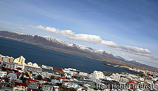 Reykjavik, perfect for winter travel