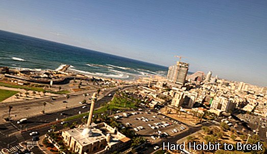 What to see in Tel Aviv