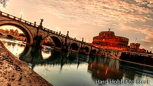 5 romantic plans in Rome