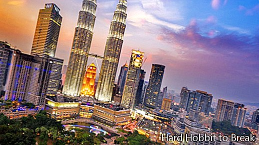 The most important cities in Malaysia