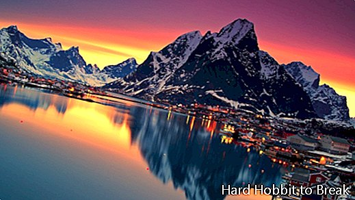 The most beautiful villages in Norway