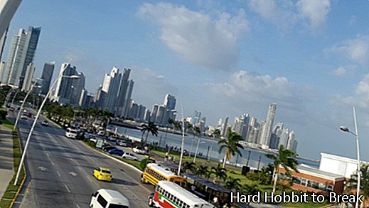 The most important cities of Panama