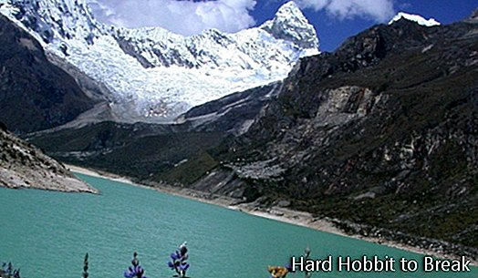 Huascaran National Park in Peru