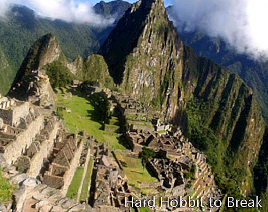 The most tourist places in Peru