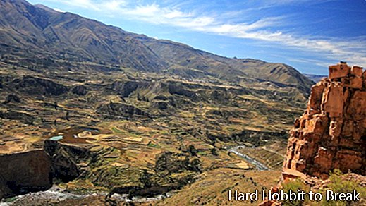 Colca Valley, one of the most beautiful natural corners of Peru