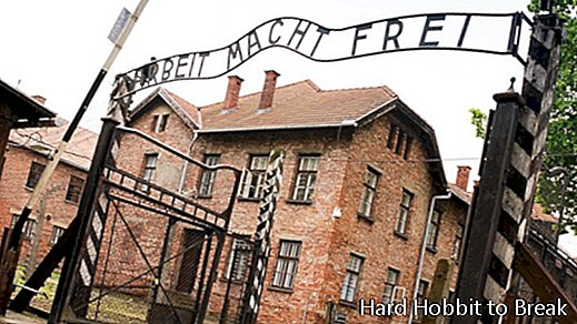 Tour of the Auschwitz Concentration Camp