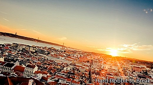 The most important cities in Portugal