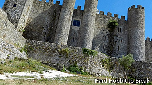 Óbidos, the most charming medieval town in Portugal