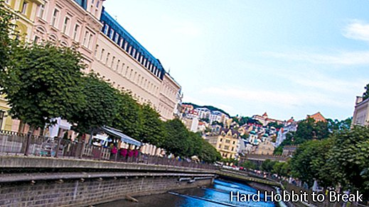 Karlovy Vary, the spa town you can't miss
