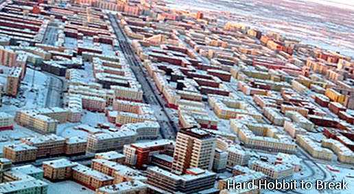 Norilsk, a city that is reborn