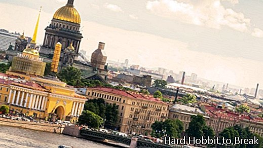 Must see views in Saint Petersburg