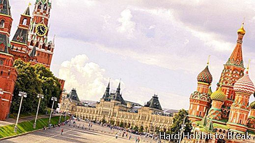 The 6 most beautiful cities in Russia