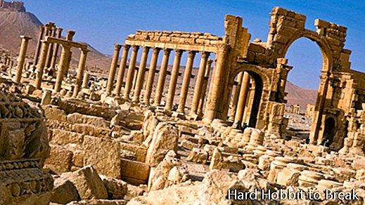 The World Heritage Site that has been destroyed in Syria