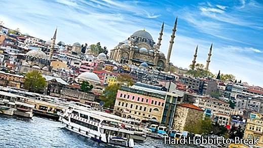 The 6 most beautiful cities in Turkey