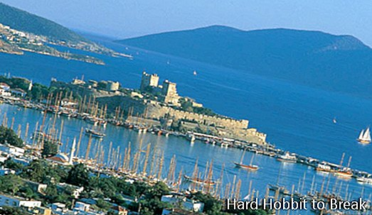 Bodrum, the ancient Halicarnassus