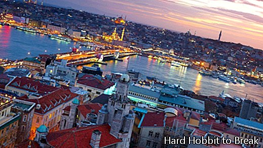 The most important cities in Turkey