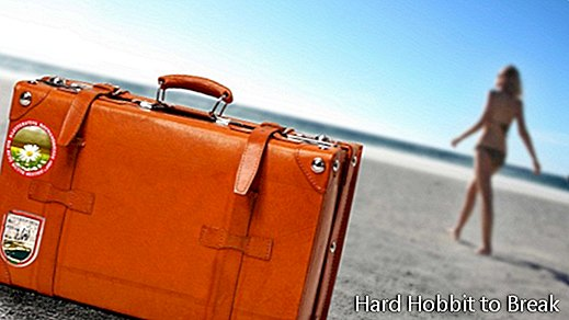 Tips for preparing the suitcase