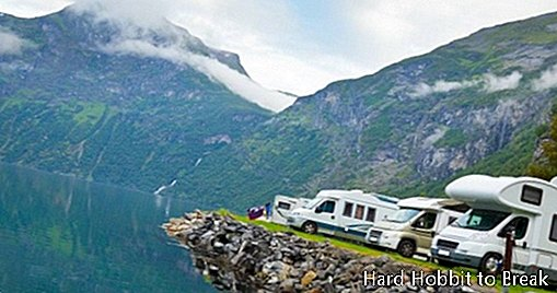 Tips for traveling by motorhome