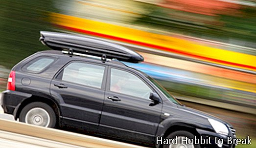 Recommendations for safe travel by car