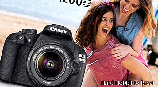Canon EOS 1200D, capture your vacation with a DSLR camera