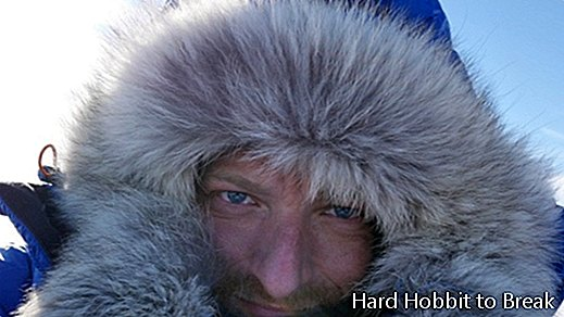 Ben Saunders' polar journey