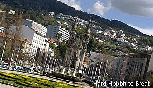 Travel to Guimaraes