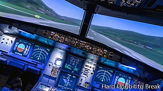 Hoe RV Flight Simulators Pilot Training helpen