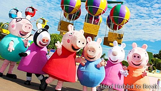 Peppa Pig World Paultons Park