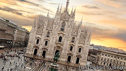 Cathedral-de-Milano