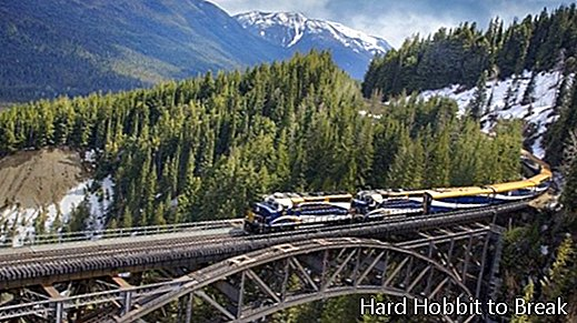 Rocky Mountaineer-Canada-