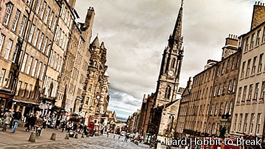 Royal Mile-