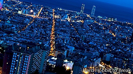 Barcelona-night