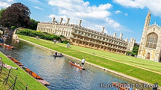 Cambridge-Angleterre